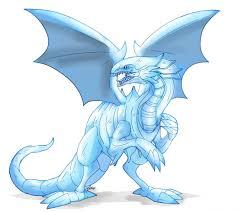 dragons blue eyes white dragon by nelsonnoir fur affinity