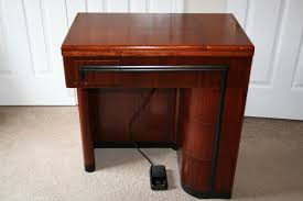 Singer Sewing Machine With Cabinet by The Singer Art Deco Cabinet Is Finished Super Mom U2013 No Cape