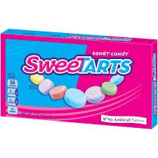 sweetarts original 5 oz video box walmart com