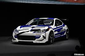 subaru brz rocket bunny v4 scion racing debuts 600hp fr s race car