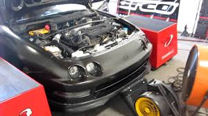 bisimoto wagovan bisimoto tuning session of boosted integra on aem water meth youtube