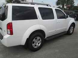 nissan suv white used nissan pathfinder under 7 000 in florida for sale used