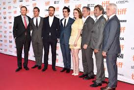 Hernandez Brothers Carpet by 2016 Toronto International Film Festival U0027la La Land U0027 Premiere