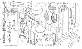 100 hobart mixer repair manual industrial machinery for the