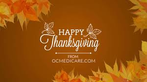 happy thanksgiving orange county medicare help and enrollment
