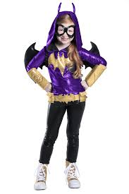 dc superhero girls premium batgirl costume