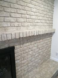 great painting a brick fireplace suzannawinter com