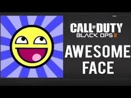 Awesome Meme Face - awesome face meme black ops 2 emblem editor youtube