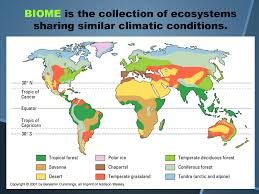 biomes map map of biome locations in the temperate deciduous forest