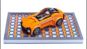 custom mclaren 720s lego mclaren 720 s 75880 custom moc supercar youtube