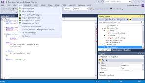 qt programming visual studio download qt visual studio add in 1 2 4