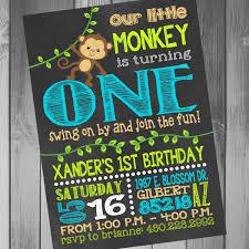 my son first birthday invitation monster birthday invitation little monster invitation monster