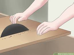 How Long Does It Take To Install Cabinets How To Build A Cabinet 15 Steps With Pictures Wikihow