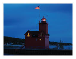 note cards lighthouse series set of 8 west michigan lighthouses