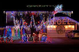 Oregon Garden Christmas Lights Incredible Christmas Light Displays U2013 Tom Haarlander