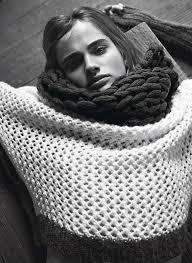 Vanity Fair Photographer Sweater Weather The Coziest Knits As Seen In Vanity Fair Italia