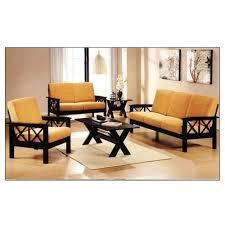 Wooden Sofa Furniture Modern Wooden Sofa Wooden Sofa Young Wood Furniture Hyderabad