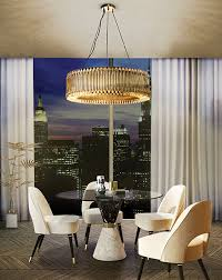 Stilnovo Chandelier Matheny Sculptural Suspension Lamp Delightfull