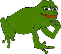Frog Face Meme - bullfrog clipart frog face