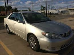 2006 toyota camry for sale carsforsale com