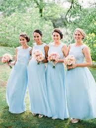 light blue bridesmaid dresses best 25 pale blue bridesmaid dresses ideas on light