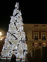 modern christmas tree best 25 contemporary christmas trees ideas on