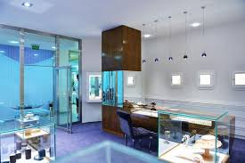 Jewellery Showroom Interior Design Ideas