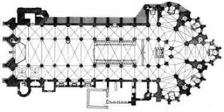 reims cathedral floor plan cathedral plans and facts france zone at abelard org