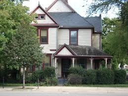 file henry ahrens house front view jpg wikimedia commons