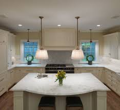 kitchen bright kitchen design drum pendant chalk painting kitchen bright kitchen design drum pendant chalk painting kitchen cabinets white granite countertop gas range beige stained wall free standing kitchen