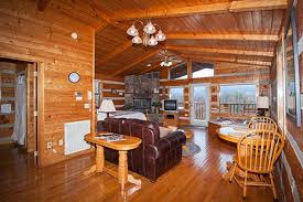 log cabin open floor plans kear s nest gatlinburg log cabin in gatlinburg tn