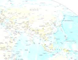 Physical Map Of Southeast Asia by Asia Physical Map Best East And Southeast Asia Physical Map