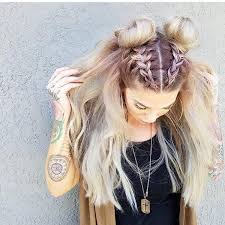 fashion hairstyles instagram cable knit nails the latest trend this season bun hairstyle