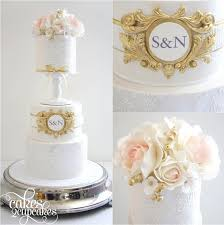 cake monograms edible wedding cake monograms edible butterflies in damask cake