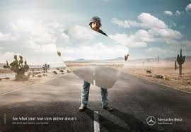 mercedes ads mercedes benz vans creative ad awards