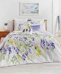bluebellgray bluebell woods cotton reversible duvet cover sets