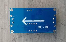 Jual Dc Step toko jual modul step lm2596 dc dc 3a display murah