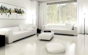 All White Bedroom Decor Design And Decor For The White Living Room Intended All Plan 5