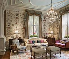home design english style artistic wall design for english living room traditional style