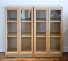 Curio Cabinet With Glass Doors Ikea Curio Cabinets With Glass Doors Home Design Ideas Ikea