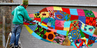 How To Make Mural Art At Home by Bbc Earth The Street Art Raising Awareness Of Endangered Wildlife