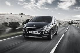 black peugeot peugeot 3008 1 6 thp 165 eat6 allure 2017 review by car magazine