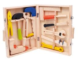 Childrens Work Benches Wooden Carpentry Set Toys U0026 Workbench Play Sets