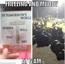 Music Festival Meme - thousands of tomorrowworld goers stranded overnight in music