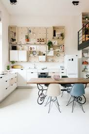 kitchen furniture images 9 ways to organize a kitchen without many or any cabinets