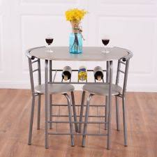 small dining table set small dining set 3pc table chair dinette couple for 2 breakfast nook