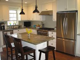 small kitchen islands narrow kitchen island with seating adamhosmer com