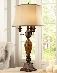 Traditional Table Lamps For Bedroom - kathy ireland mulholland 6 way traditional table lamp amazon com
