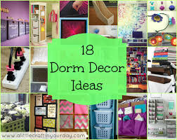 Room Ideas For Teenage Girls Diy by 18 Dorm Decor Ideas A Little Craft In Your Day
