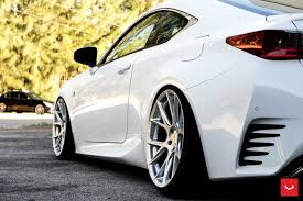 lexus is 250 white vossen all new vossen vfs 6 flow formed light weight series for your